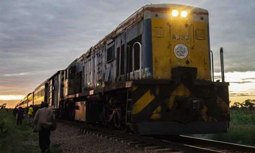 The 'Freedom train'