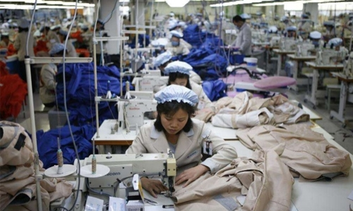 N. Korea made $120 mn a year from joint factory park