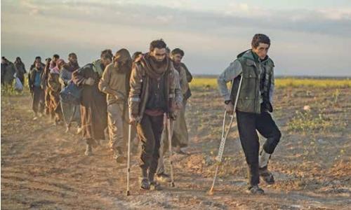 Defeating Daesh