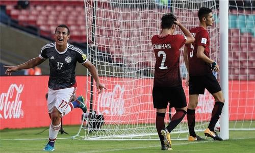 Paraguay keeps winning