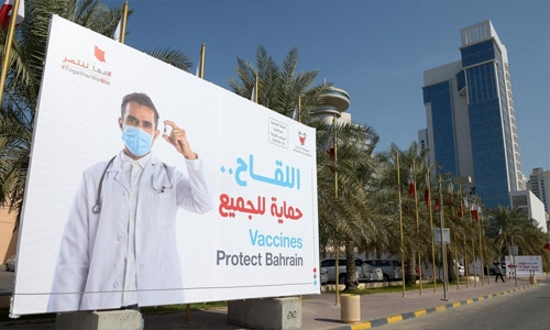 Bahrain call to take health measures even more seriously
