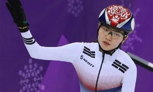 S. Korean Olympic champion accuses coach of sex assault