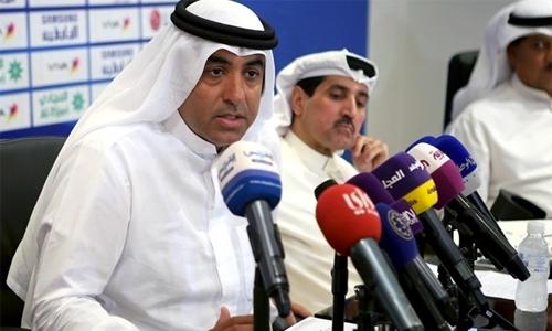 Kuwait police seize sports offices as power struggle boils