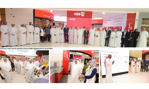 NBB opens Seef Mall branch