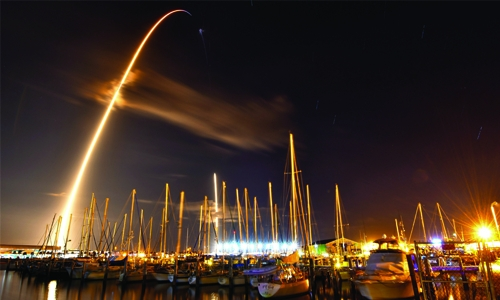SpaceX 'not to blame' for missing spy satellite
