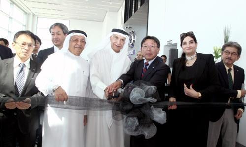 IMTA opens new showroom for Mazda