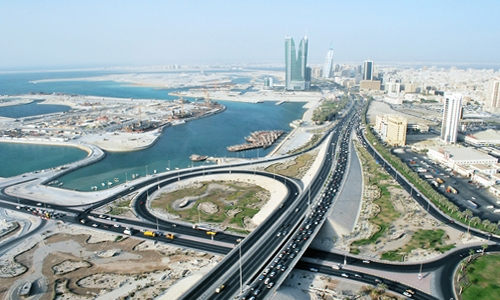 Saudi Fund for Development invested BD245 million in Bahrain road sector