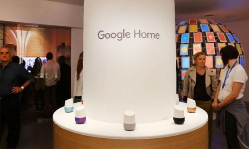 Google adds voice-activated shopping, taking on Amazon