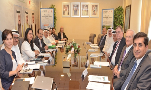 Minister holds meeting  with corporate heads