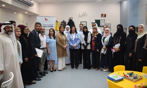 Micro school opens doors for paediatric patients at SMC
