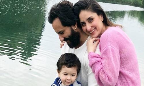 Kareena Kapoor, Saif Ali Khan welcome second child