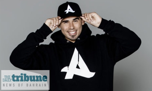 Afrojack to add more colour to F1 festivities