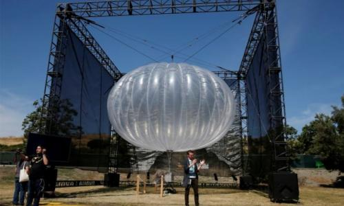 Alphabet to deploy balloon Internet in Kenya