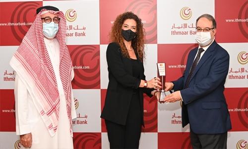 Ithmaar Bank wins Mastercard award for best loyalty programme