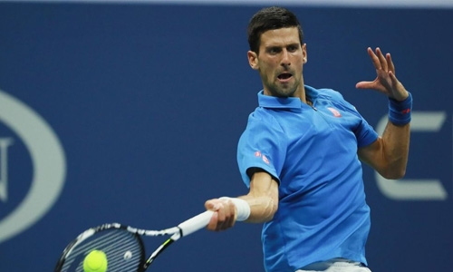 Djokovic drops a place to fifth in ATP rankings
