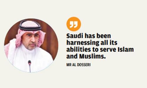 Saudi efforts in organising Hajj hailed