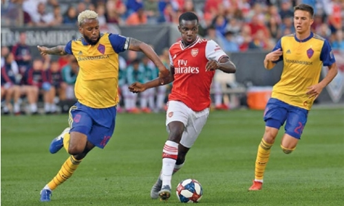 Arsenal open US tour with win