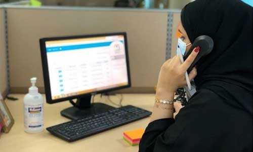 MoE adds more telephone lines for technical support