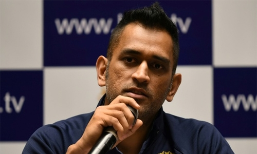 Dhoni quits as India limited overs skipper