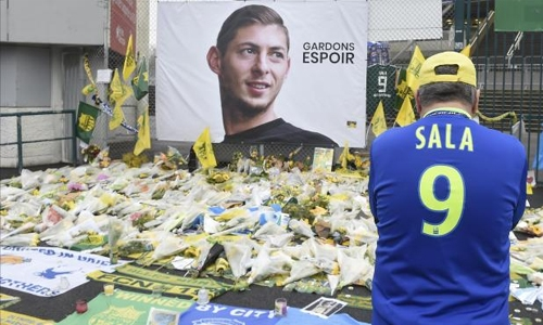 Family mourn Sala after body identified