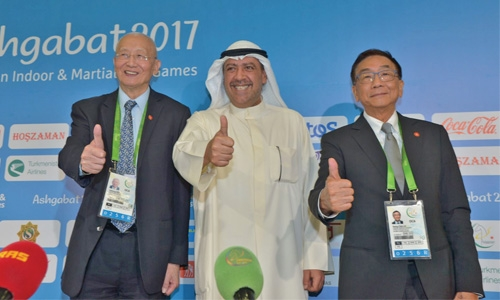 OCA rules out Oceania joining Asian Games