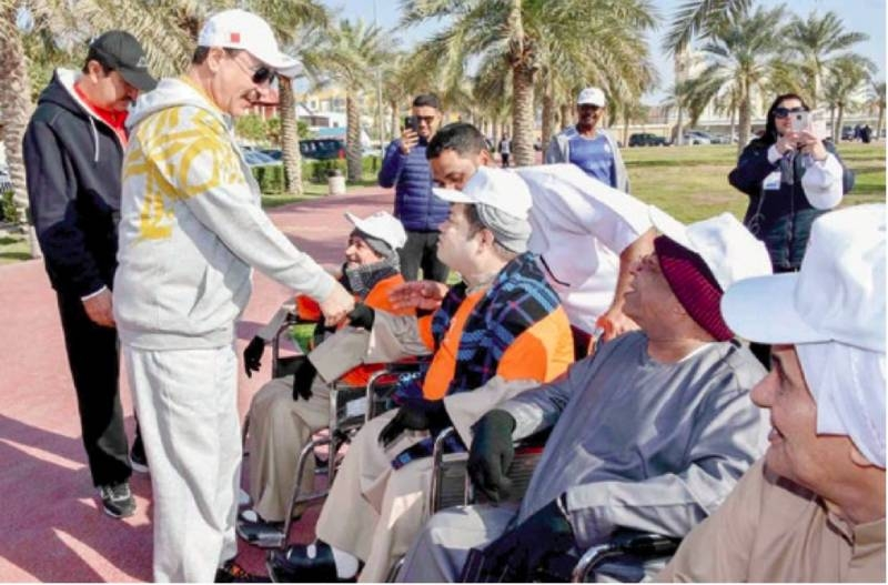 Proposal to build first park for diffabled citizens in Muharraq