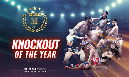 BRAVE CF announces nominees for KO Of The Year