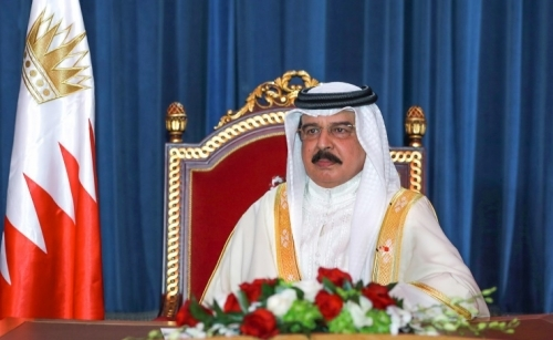Recognising HM King's key role in reshaping Middle East landscape