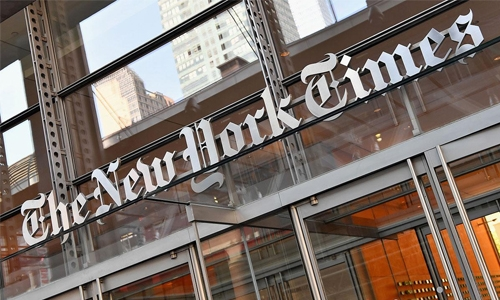 New York Times to cease political cartoons