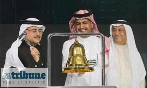 Aramco value tops $2 trillion