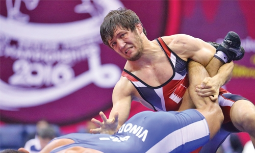 Bahrain's medal hopes vanish
