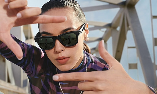 Facebook and Ray-Ban debut 'smart' sunglasses