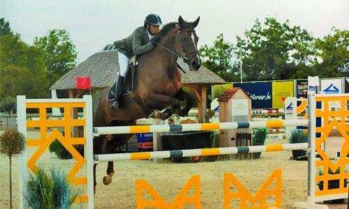Bahraini rider shines in Belgium