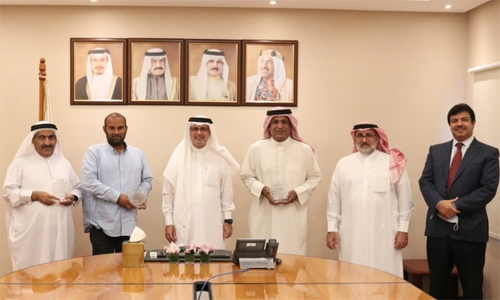 King Hamad Prize for Agricultural Development winners honoured
