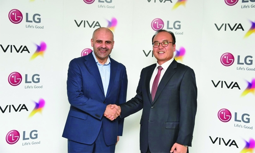 VIVA Bahrain-LG to bring new home-theatre experience to