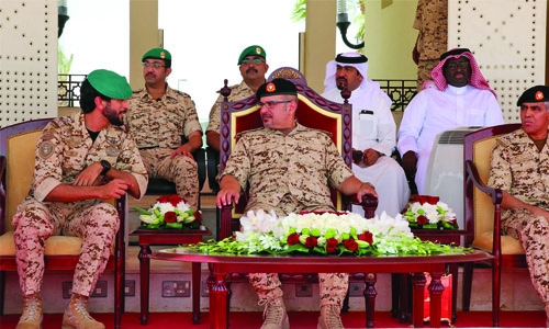 BDF role in Saudi coalition hailed