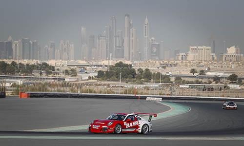 Jaber Al Khalifa in fine form