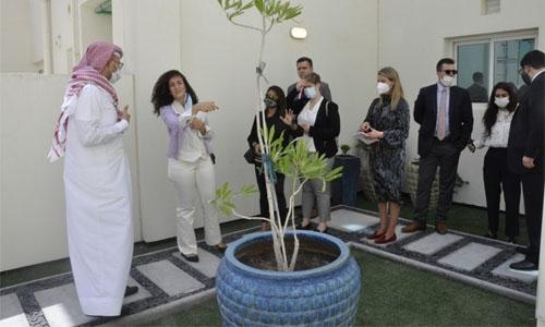 Bahrain's social housing strides impressive, US delegates say