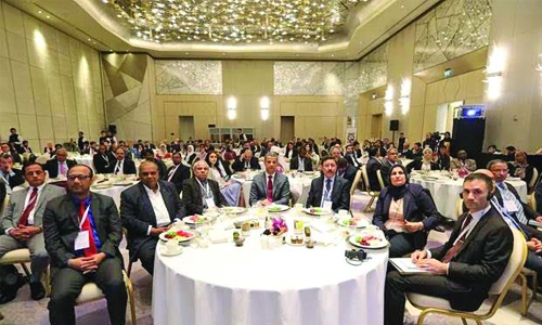 Financial services in focus at CIBAFI meet