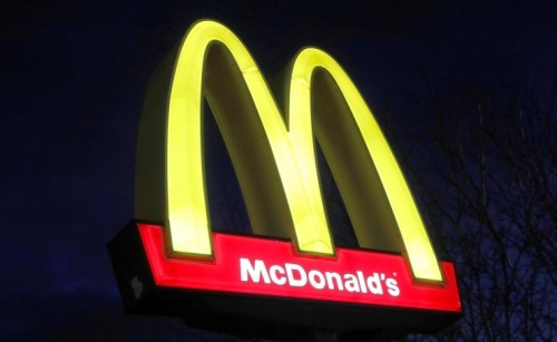 McDonald's global sales suffer as COVID-19 lockdowns limit operations