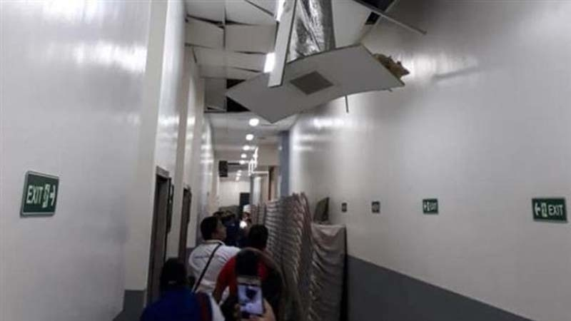 Strong quake shakes southern Philippines