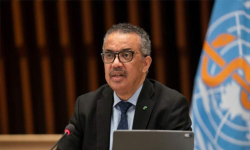 WHO chief thanks Modi for 'continued support' to Covid-19 response