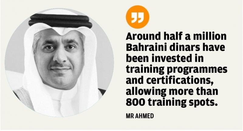 BAC plans '90 per cent Bahrainisation by 2021'