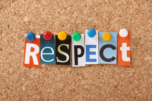 Communicating Respect
