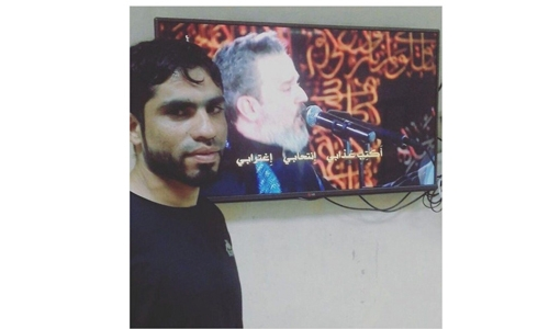 Bahrain prison escape convict appears in social media
