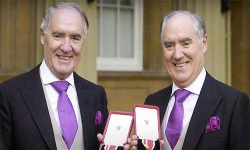 Telegraph co-owner David Barclay dies at 86 after short illness