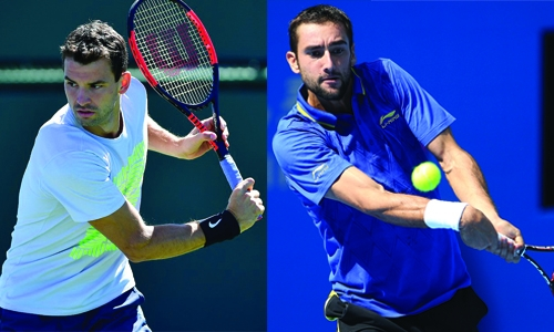 Dimitrov, Cilic to play at Queen's club tournament