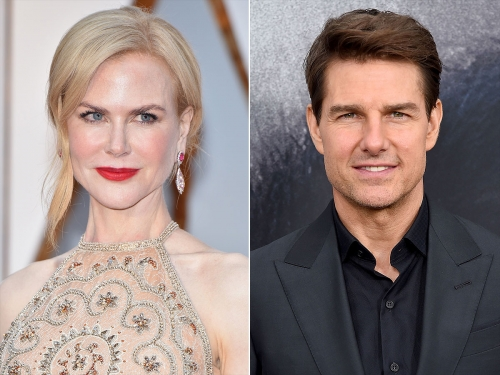 Nicole Kidman reflects on marriage to Tom Cruise while making 'Eyes Wide Shut'