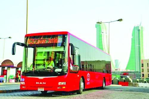 Passengers allege Red Bus team running unpunctual services