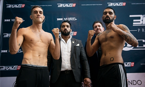 John Brewin eyes second-round KO in main event of Brave 28